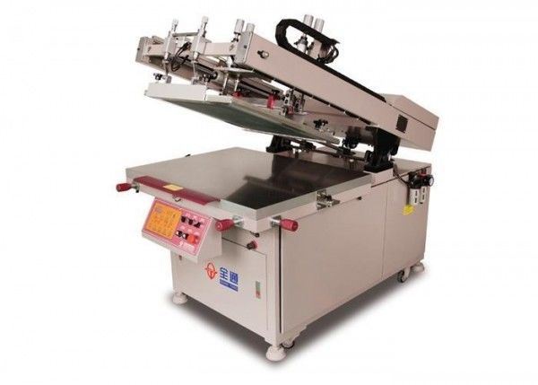 PVC Screen Printing Machine