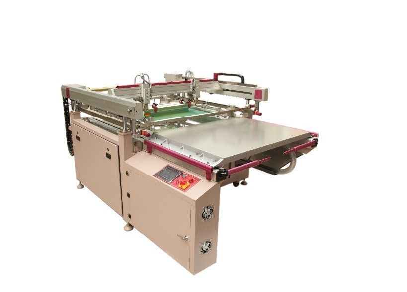 Display Glass Screen Printing Machine High Accurately Printing 1 Year Warranty